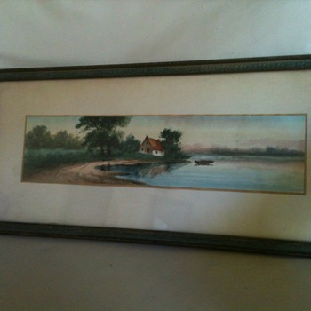 Antique Painting