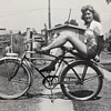 Vintage Bicycle Pin Up Girl Help ID?