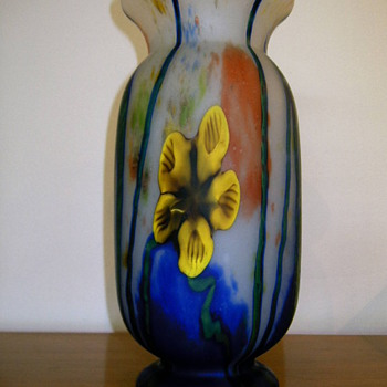 Kralik - More Marquetry - Art Glass