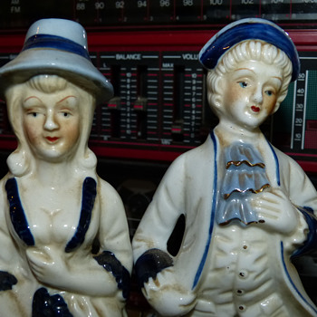 Victorian Figurines