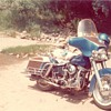 Dad&#039;s 51 Panhead