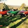 Moskvich Pedal Car Collection
