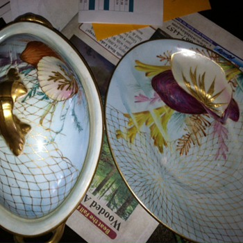 Royal Worcester Fish Service  - China and Dinnerware