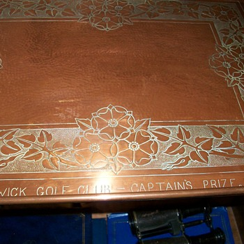 Keswick Arts and Crafts Tray (KSIA) Britain