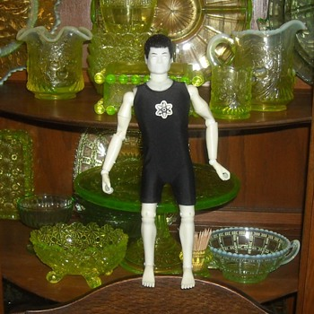 GI Joe Club Exclusive Uranium Man - Toys