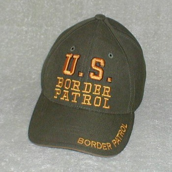 U.S. Border Patrol Hat
