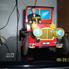 Alps Inc. Tin Battery Operated Car