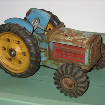 Restored Australian BOOMAROO toys.