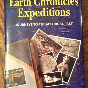 The Earth Chronicles Expeditions by Zecharia Sitchin