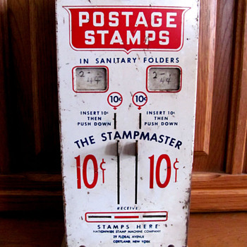 The StampMaster Postage Stamp Machine - Stamps