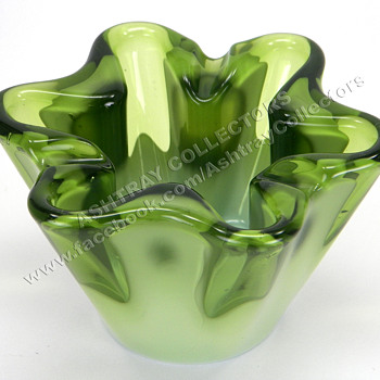 Sasaki Glass Ashtray