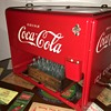 1939 Coca-Cola Salesman Sample Cooler