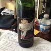1987 marilyn monroe label/bottle
