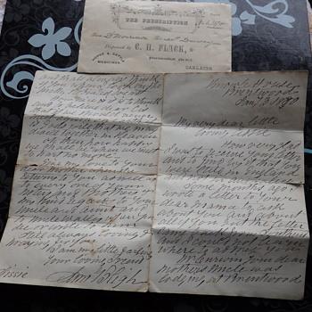 letter - Paper