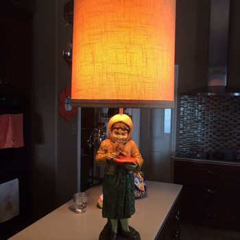 Late 60's lamp