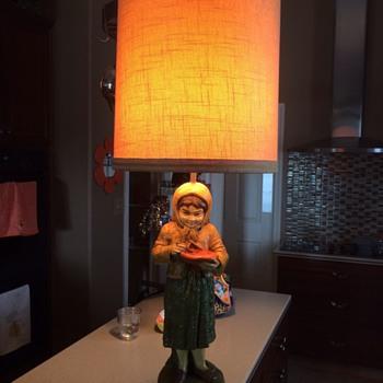 Late 60's lamp
