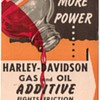 Harley Davidson Gas & Oil Additive Brochure