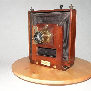 Lund &amp; Co, Percy,  St. John Camera, 1890. - Cameras