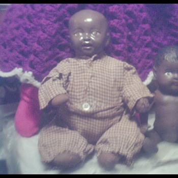 Black Baby Bumps Doll - Dolls