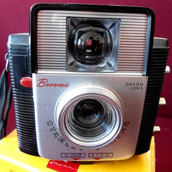 Kodak Brownie Starlet Camera - Cameras