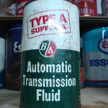 B/A type a   transmission fluid