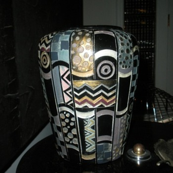 Newly found vase - Art Glass