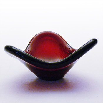 Per Lütken_FIONIA bowl in RED