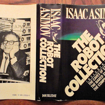 The Robot Collection (Isaac Asimov) - Books