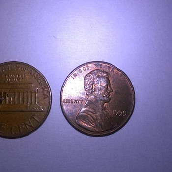 1 CENT , 1999 Wide AM