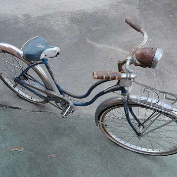 1959 Schwinn Fair Lady