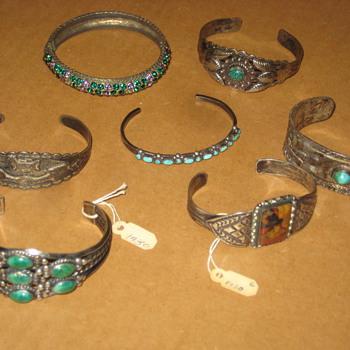 Old Bracelets
