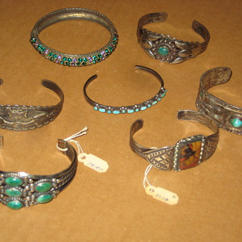 Old Bracelets - Fine Jewelry
