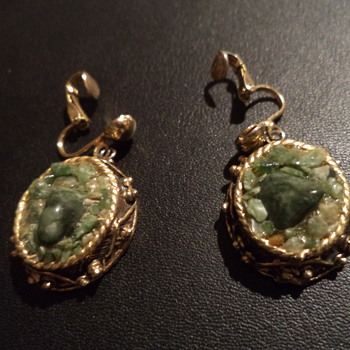 Vintage Earings, unknown