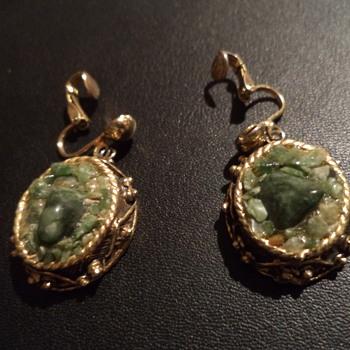 Vintage Earings, unknown - Fine Jewelry