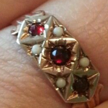 one of my favorite rings - Fine Jewelry