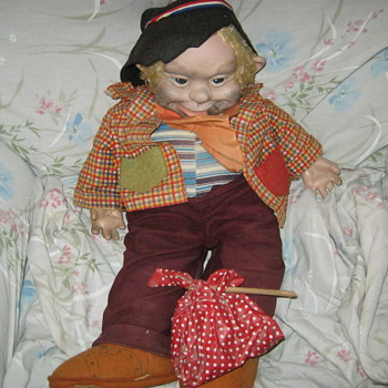 Hobo doll - Dolls