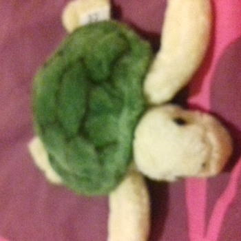 turtle green and cuddly - Animals