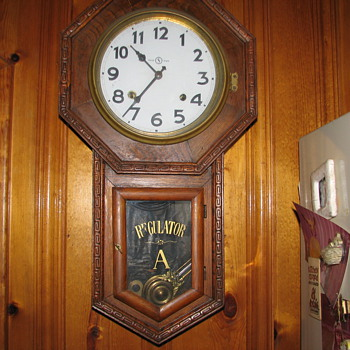 My Mother's kitchen clock - Clocks