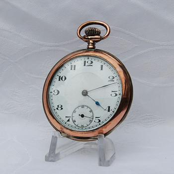 Who is the maker of this watch?? - Pocket Watches