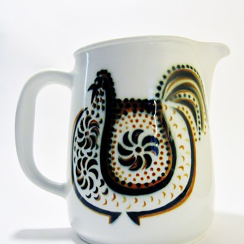 KAJ FRANCK  FOR ARABIA - FINLAND  - Art Pottery