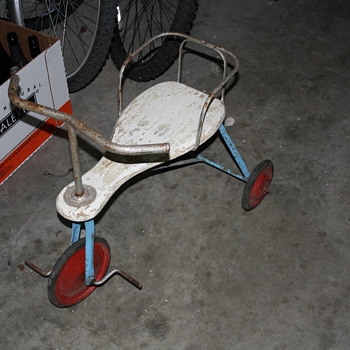 trike from the same barn find - Outdoor Sports