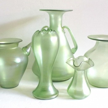 AN OLYMPIA COLLECTION - Art Glass