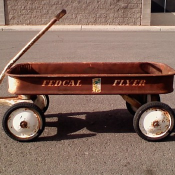 Fedcal Flyer Wagon