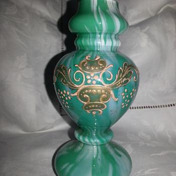 Bohemian Vase! - Art Glass