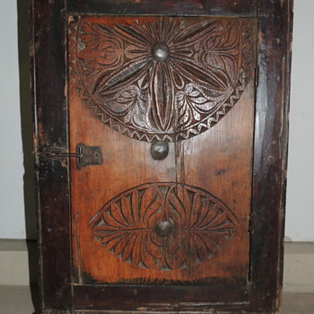 Mystery cabinet please help. - Furniture