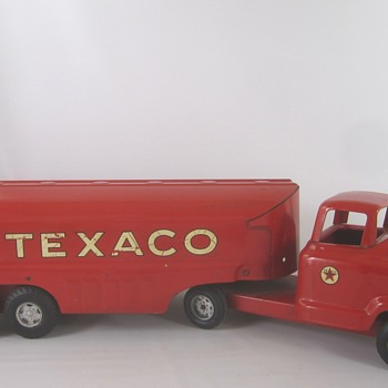 Buddy L GMC Texaco Truck - Model Cars
