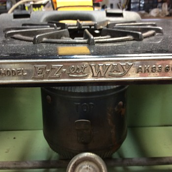 Great antique camp stove - Sporting Goods