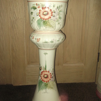 Jardiniere Hand made in Romania (FS) 17 - Pottery