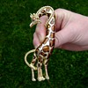 Giraffe Statement Brooch