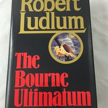 The Bourne Ultimatum - Books